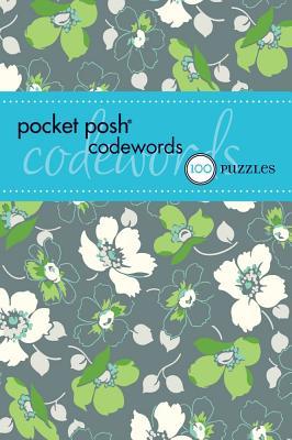 Pocket Posh Codewords 4 By Puzzle Society (COR)